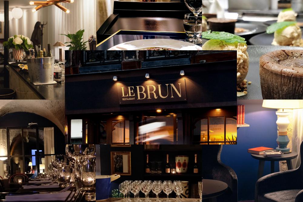 le brun restaurant paris premier