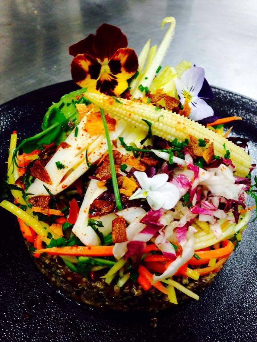 le brun cuisine végétale